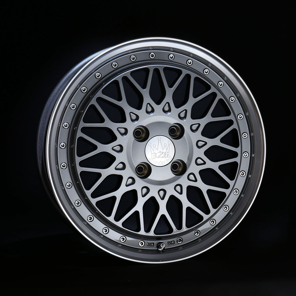 326POWER Yabaking Mesh UCHINO Wheels