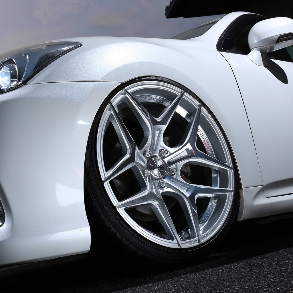 326POWER Yabaking VVIP DEEP CUT Wheels