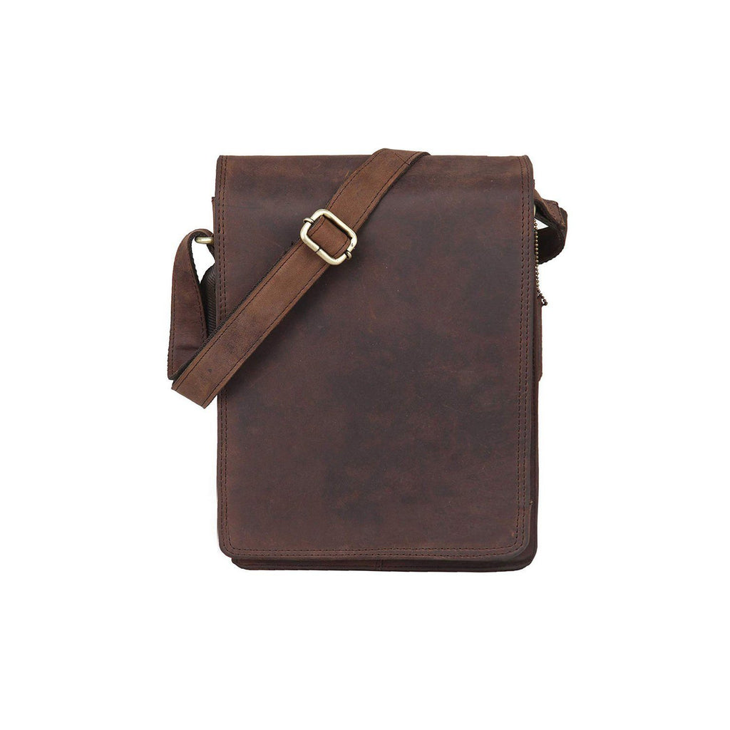 Leather Satchel - Kent - Vintage Leather