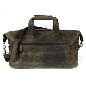 Rusthide | Leather Duffle Bag - Ashford / Free Shipping: Rusthide.com