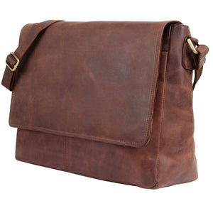 Rusthide | Leather Laptop Bag - Bond / Free Shipping: Rusthide.com