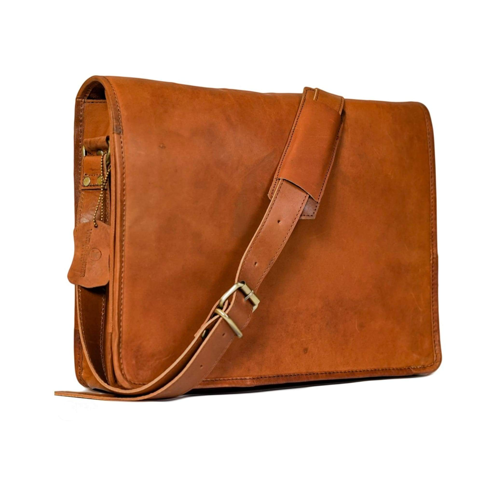 Rusthide | Leather Laptop Bag - Dawson / Free Shipping: Rusthide.com