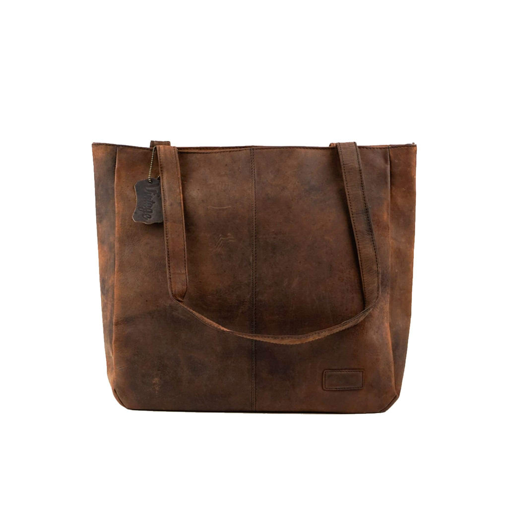 Rusthide | Leather Tote Bag - Byron Bay / Free Shipping: Rusthide.com