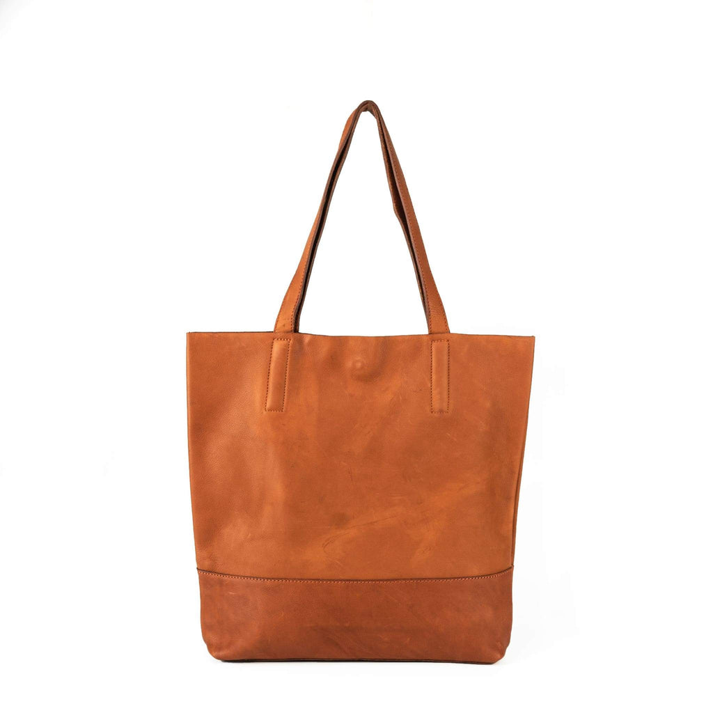 Rusthide | Leather Tote - Basil / Free Shipping: Rusthide.com