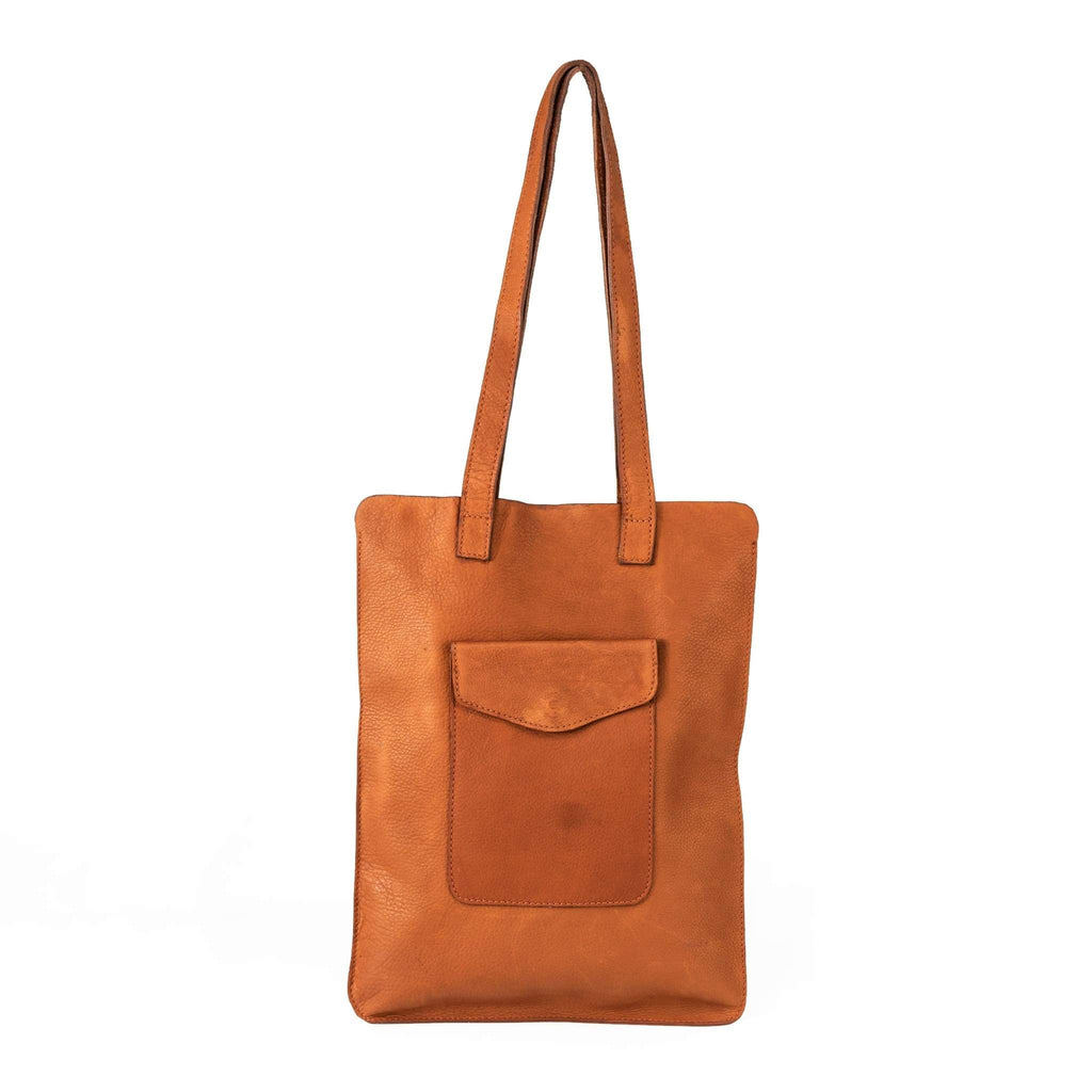 Rusthide | Leather Tote - Poppy / Free Shipping: Rusthide.com