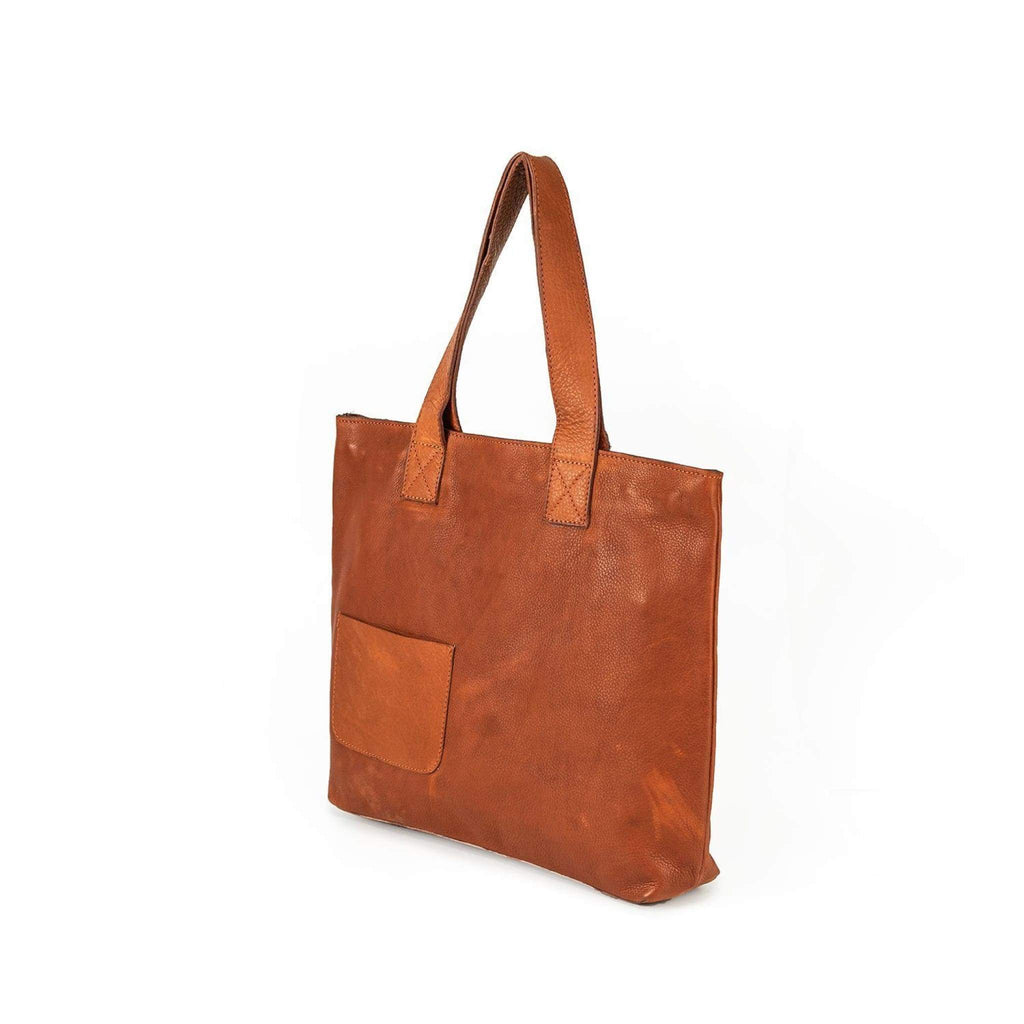Rusthide | Leather Tote - Yarrow / Free Shipping: Rusthide.com