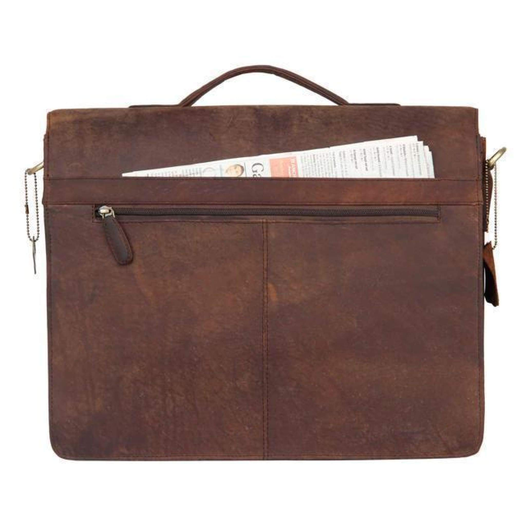 Rusthide | Vintage Leather Messenger Bag - Toledo / Free Shipping: Rusthide.com