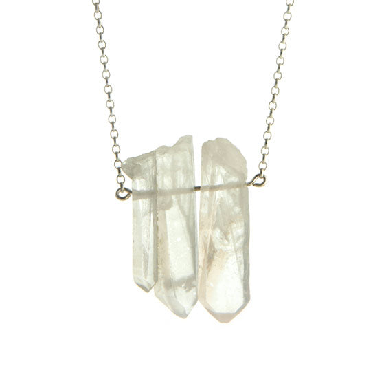 Crystal Quartz Pendant