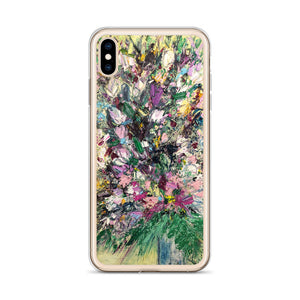 Welcome Home Bouquet Slim iPhone Case