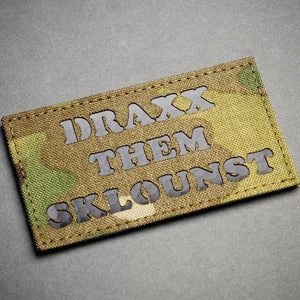 DRAXX THEM SKLOUNST IR Patch