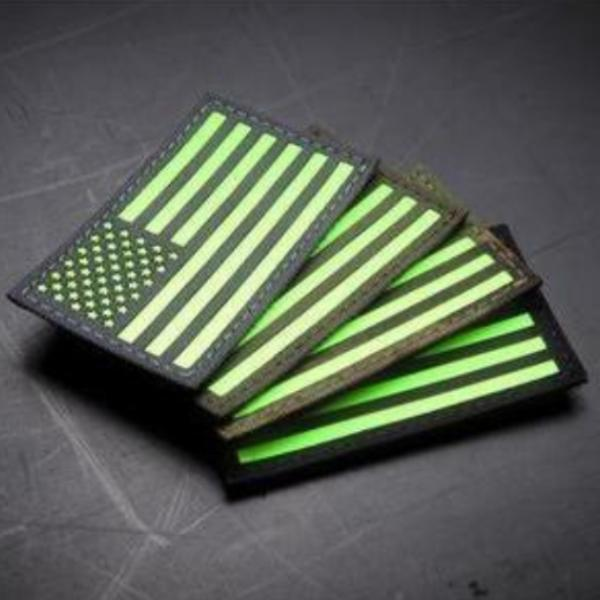 GITD Flag Patch