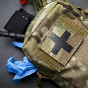 IR Medic Cross Patch