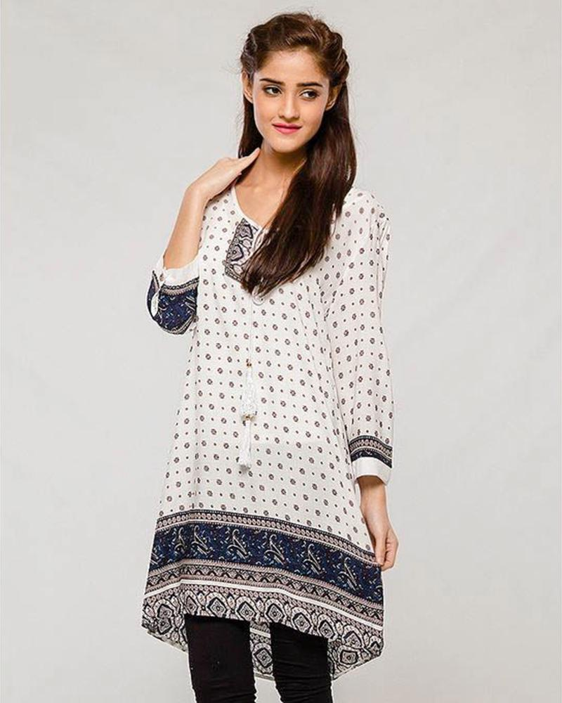 bf4c41aa7b98 Ladies Kurti Online Shopping in Pakistan » Buy Ladies Kurti in Pakistan –  Replica Dresses