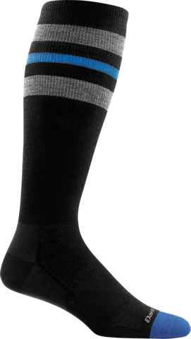 Darn Tough Socks - Over The Calf Merino Running Sock (Mens)