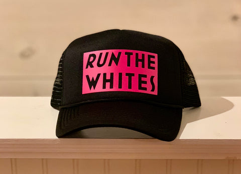 Run The Whites Hat