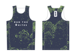 Run The Whites Race Singlet