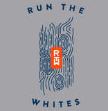 Run The Whites Tree-Shirt (Men's / Youth)