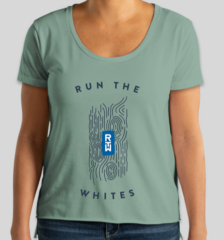 Run The Whites T-Shirt Women's Tree