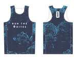 Run The Whites Womens Race Singlet
