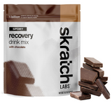 Skratch Labs Chocolate Recovery Drink
