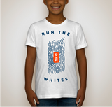 Run The Whites Blaze T-Shirt White
