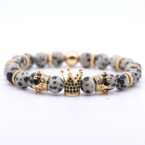 JC King Triple Crown Charm