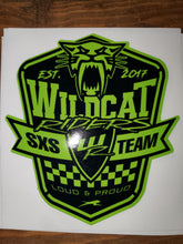 SxS Team Decals