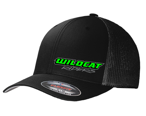 Wildcat Riders Meshback Hats
