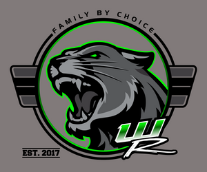 Family By Choice Wildcat Riders Hoodie