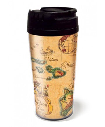 Sandwich Isles Thermal Tumbler 16oz - The Hawaii Store