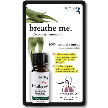 Breathe Me - Decongestant, Immunity .34 oz - The Hawaii Store