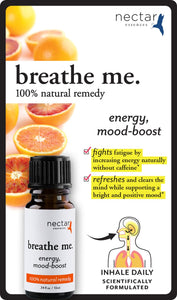 Breathe Me - Energy Mood Boost .34 oz - The Hawaii Store