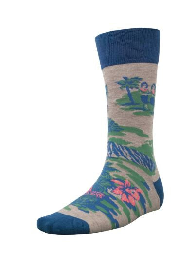 Tori Richard Socks'' Archipelago'' - The Hawaii Store