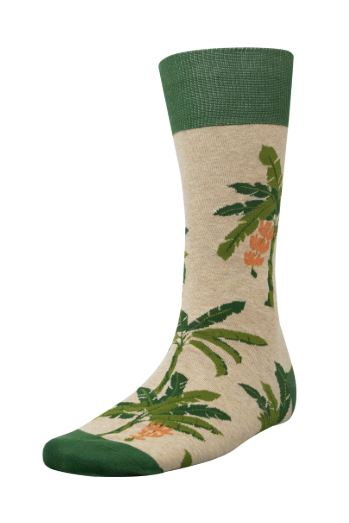 Tori Richard Socks ''Jungle Book'' - Polynesian Cultural Center