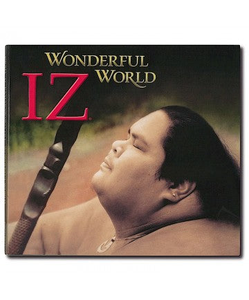 IZ Wonderful World CD - Polynesian Cultural Center