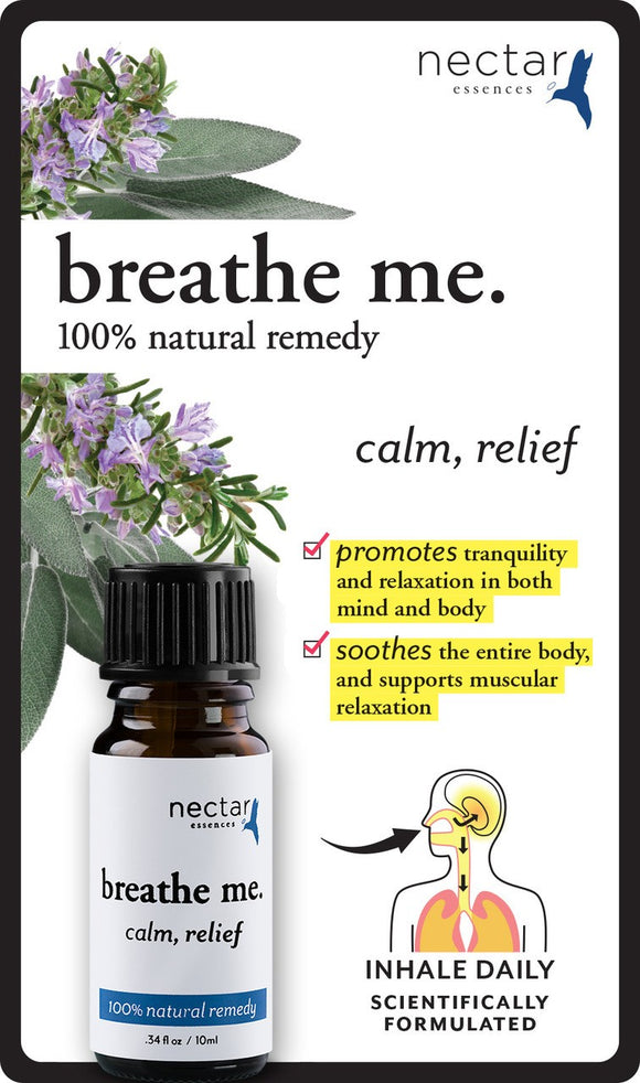 Breathe Me - Calm Relief .34 oz - The Hawaii Store