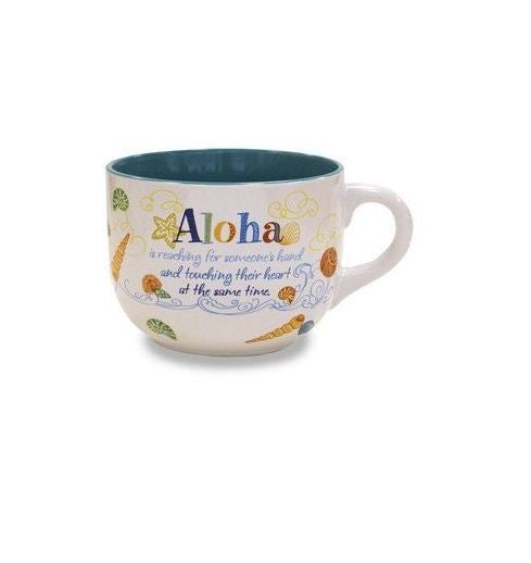 Aloha Mug 16 oz - The Hawaii Store