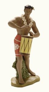 Drummer Boy Porcelain Figurine - The Hawaii Store