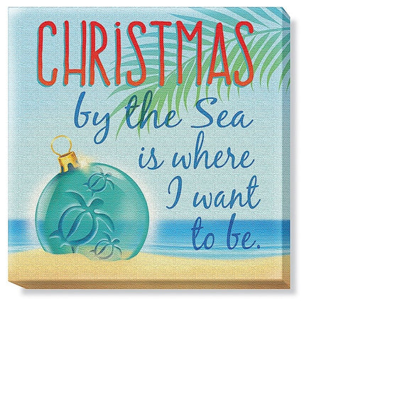 Holiday Canvas By the Sea - The Hawaii Store
