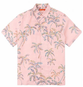 "Tori Richard Hawaiian Aloha Shirt ""Sunday Palm"" - The Hawaii Store"
