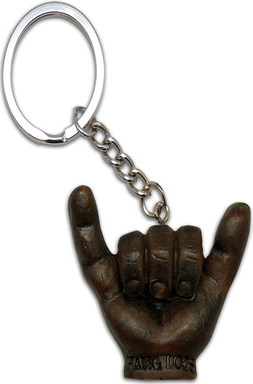 Keychain Hang Loose Hawaiian - The Hawaii Store