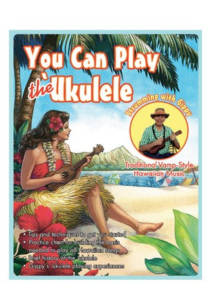 You Can Play the Ukulele Book