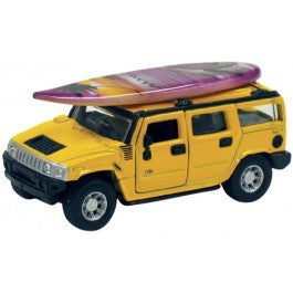 Toys Hummer H2 with Board - The Hawaii Store