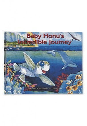 Baby Honu's Incredible Journey - The Hawaii Store
