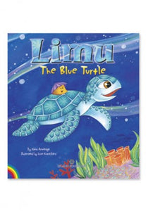 Limu, The Blue Turtle - The Hawaii Store