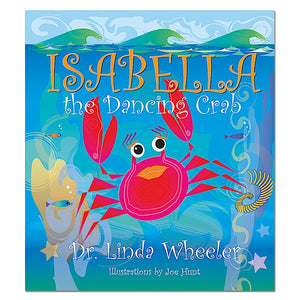 BKY Isabella, The Dancing Crab - The Hawaii Store