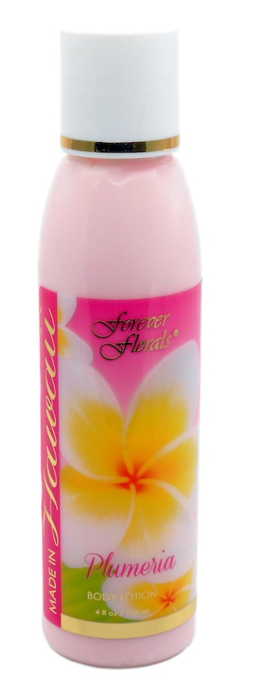 Plumeria Body Lotion 4 oz - The Hawaii Store