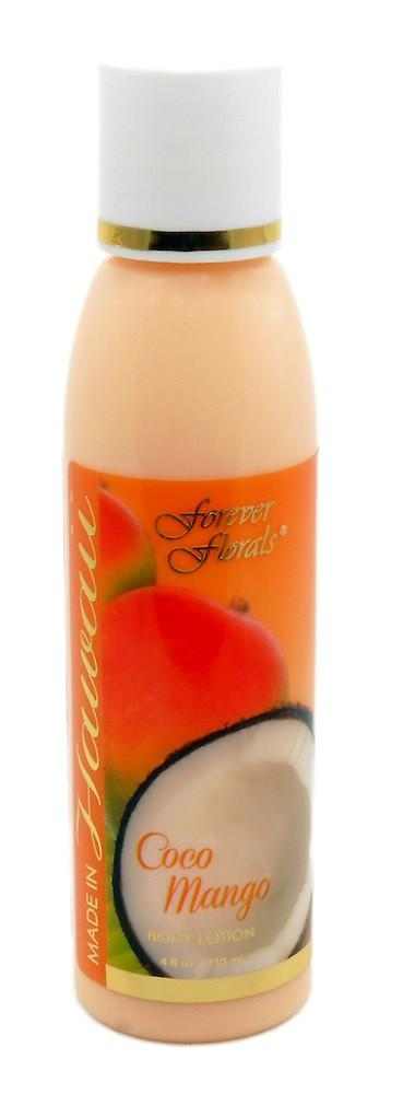 Mango Body Lotion 4oz - The Hawaii Store