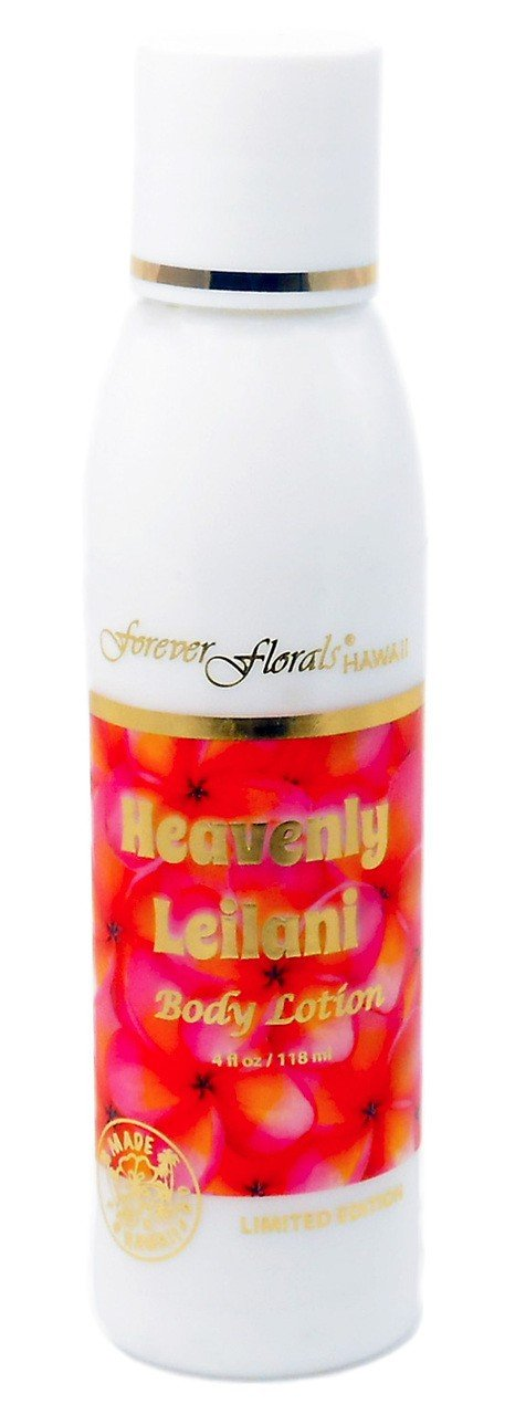 Limited Edition Heavenly Leilani Body Lotion 4 ounces - The Hawaii Store