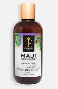 Upcountry Plumeria Organics Lotion8.5oz - The Hawaii Store